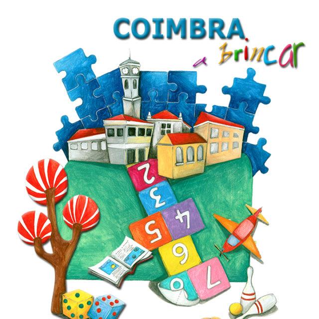 «Coimbra a Brincar» de 28 de maio a 1 de junho
