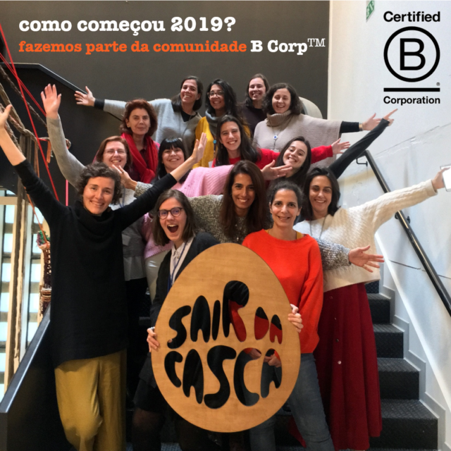 Somos B Corp!