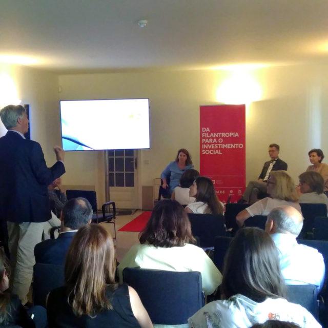 Filantropia estratégica e o investimento social com a EVPA