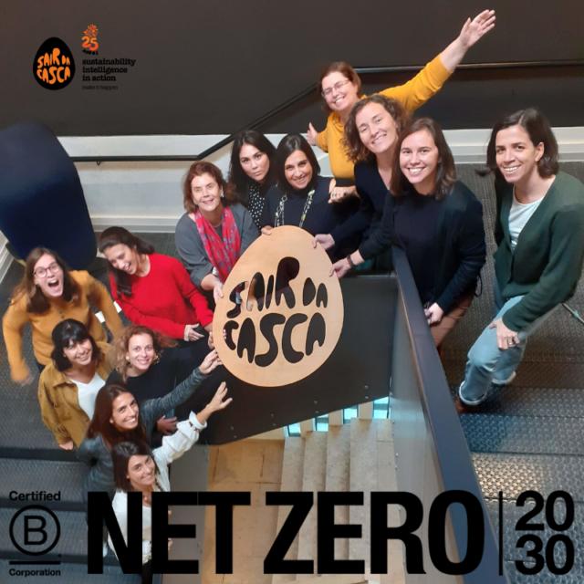Compromisso Net Zero 2030