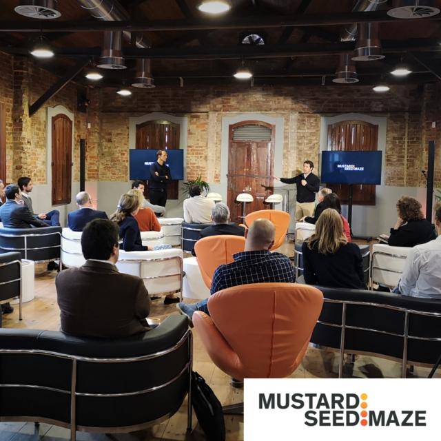 A Sair da Casca é um dos investidores do fundo Mustard Seed MAZE